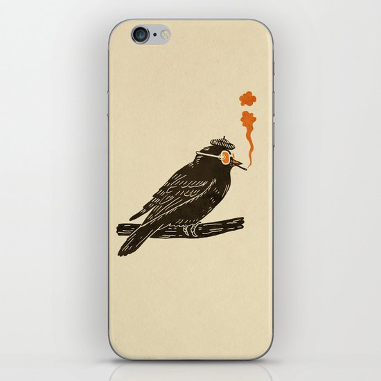 Beaknik  iPhone & iPod Skin