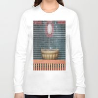 health Long Sleeve T-shirts featuring HEALTH by Manuel Estrela 113 Art Miami