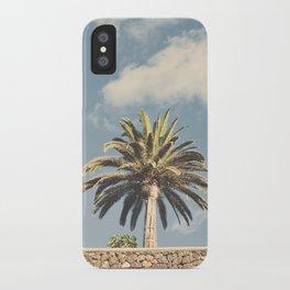 Tenerife iPhone Case