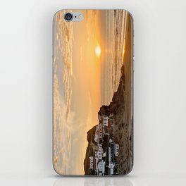 Sunset on the Costa Vicentina, Portugal iPhone Skin