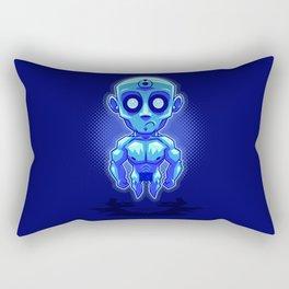 Manhattan Test Rectangular Pillow
