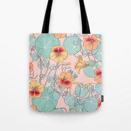 Lily Pond #society6 #decor #buyart Tote Bag
