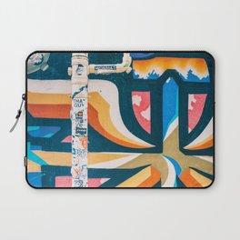 Retro Graffiti (Color) Laptop Sleeve