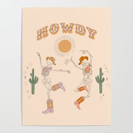 Howdy Poster