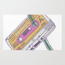 Cassette Tape Struggle Rug