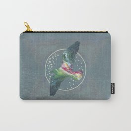 Cosmic Bird Carry-All Pouch