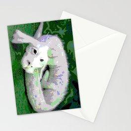 Resting from Flight Stationery Cards