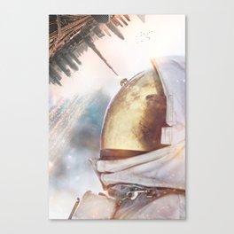 Bee Space by GEN Z Canvas Print