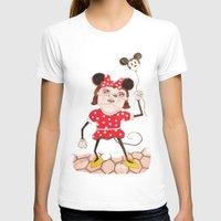 minnie T-shirts featuring Minnie  by ZarsStudio