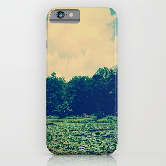 Lily Pads iPhone & iPod Case