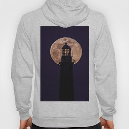 Blue Moon through North Tower Hoody