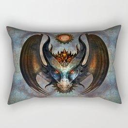 The Dragon Rectangular Pillow