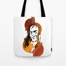 Niccolo Paganini Tote Bag
