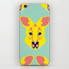 Skippy the Bush Kangaroo iPhone & iPod Skin