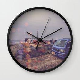 WILD JAPAN 12 Wall Clock