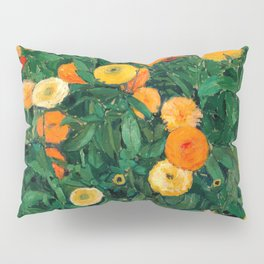 Marigolds by Koloman Moser, 1909 Pillow Sham