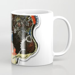 Skull: Homage to Basquiat Coffee Mug