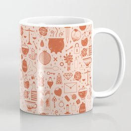 Love Potion: Valentine Coffee Mug