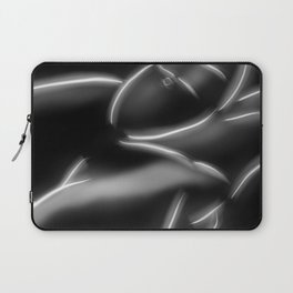 Seated Male Nude Laptop Sleeve