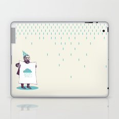 It's raining. Laptop & iPad Skin