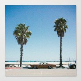Santa Barbara, CA. Canvas Print