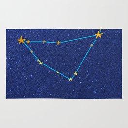 Constellations - CAPRICORNUS Rug