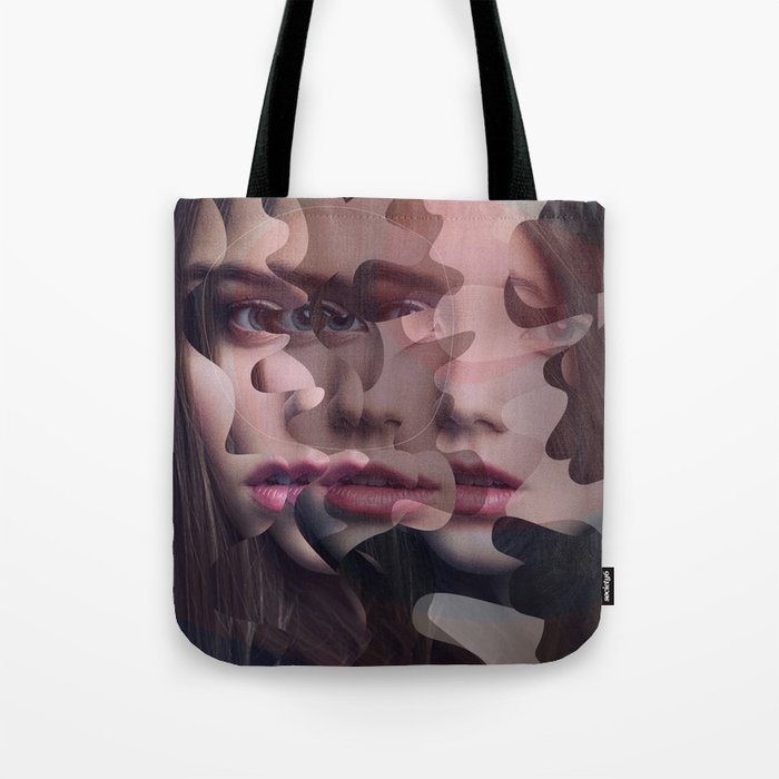 Another Portrait Disaster · N2 Tote Bag