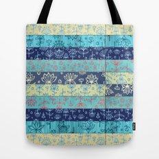 Lily & Lotus Layers Tote Bag