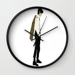 Doctor Matt Smith Wall Clock