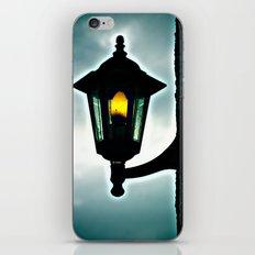 Street Lamp iPhone & iPod Skin