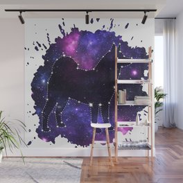 Dog constellation Wall Mural
