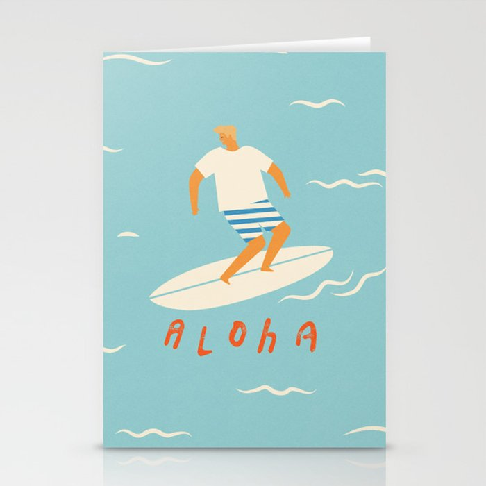 Aloha Stationery Cards