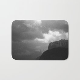 Lonely Mountains Bath Mat