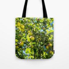 Swedish apples Tote Bag