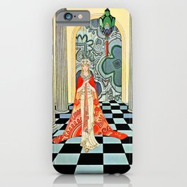 """""""Tanglewood Tales"""" by Virginia Frances Sterrett iPhone Case"""