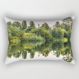 nature heals an aching soul Rectangular Pillow