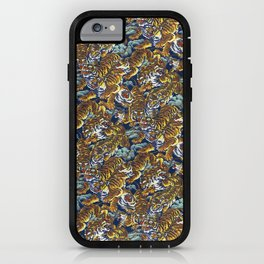FLYING TIGERS iPhone Case