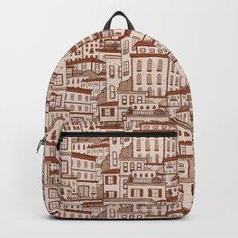 Urbana Terra Cotta Backpack