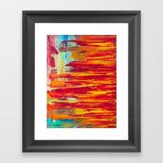 Summer Light Framed Art Print
