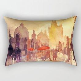 Charles Bridge Rectangular Pillow