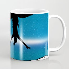 Rock Climbing New Zealand Coffee Mug