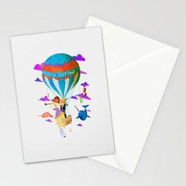 Celestial Light  Stationery Cards