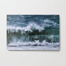 Mangersta Wave Metal Print