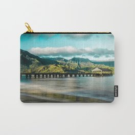 Sunrise at Hanalei Carry-All Pouch