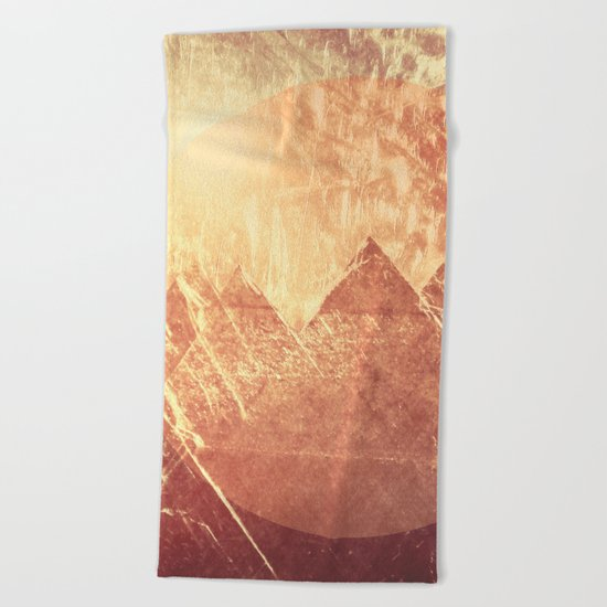 Majestics Will Rise Beach Towel