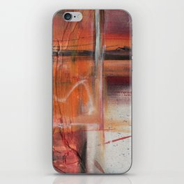 Acrylic Chaos iPhone Skin