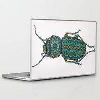 beetle Laptop & iPad Skins featuring Beetle by Emilie Darlington