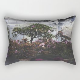 Floral Daydreams Rectangular Pillow