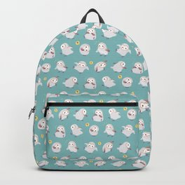 Baby Barn Owls Backpack
