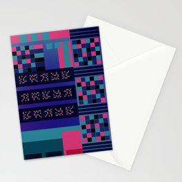 MOVIMIENTO DEL CUADRADO · GLOJAG Stationery Cards